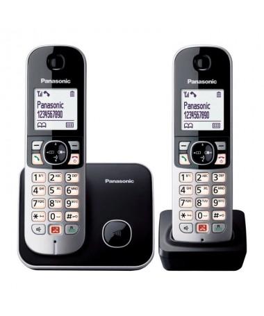 pul liBaja radiacion gracias al modo ECO incluido en el telefono Panasonic inalambrico se reduce el 90 la intensidad de la sena