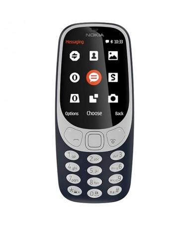 divbrh2La iconica forma redondeada actualizada h2El nuevo Nokia 3310 toma la silueta iconica del original y la adapta a 2017 La