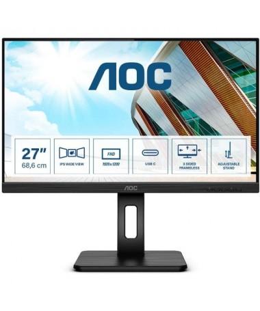pul li h2Detalles de la pantalla h2 li liColor Negro li liTamano de la pantalla pulg 27 inch li liResolucion 1920x1080 li liFre