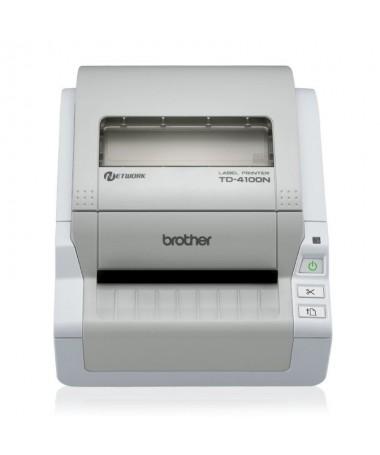 h3bImpresora de etiquetas profesional con cortador y tarjeta de red para todas las aplicaciones de etiquetado b h3pbbr bh2Carac