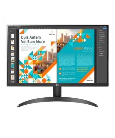 ph2Color verdadero en gran angular h2El monitor LG QHD 2560x1440 con tecnologia IPS ofrece un color verdadero claro y uniforme