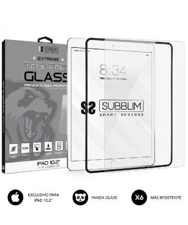 pVidrio templado strongPanda Glass strong de alta calidad formado por aluminosilicato alcalino x6 veces mas resistente que el v