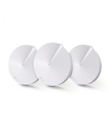 ph2Deco Wi Fi AC1300 Mesh para toda la Casa h2Deco utiliza un sistema de unidades para lograr una cobertura de Wi Fi sin proble