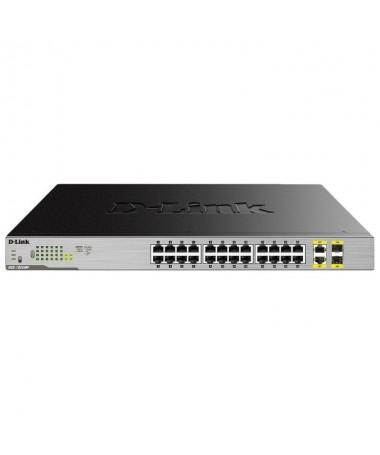 pulliNumero de puertos liliPuertos de 24 x 10 100 1000 Mbps liliPuertos combinados de 2 x 10 100 1000BASE T SFP liliEstandares