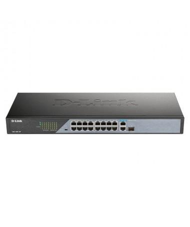 p ph2Sencillo robusto profesional h2Switches de vigilancia Fast Ethernet PoE UnmanagedbrDisenados para despliegues de videovigi