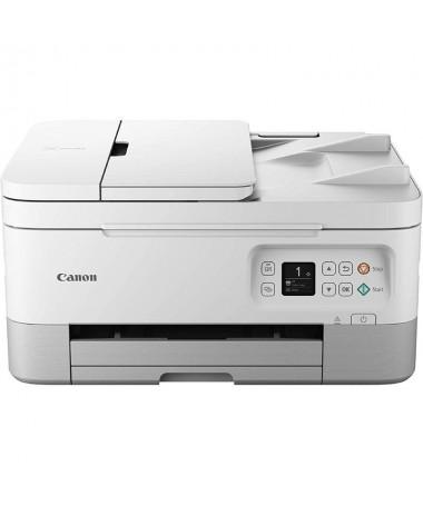 pLa PIXMA TS7451 de Canon es la opcion perfecta para un uso en el hogar versatil y para trabajar eficazmente en casa imprime es