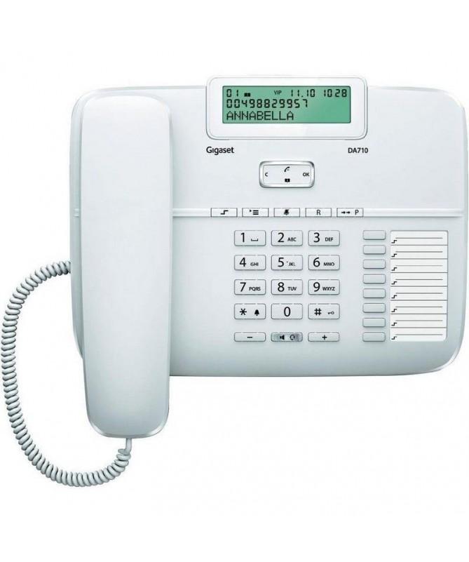 ph2Ya sea en casa o en la oficina llamar con este telefono es un placer h2Hacer y recibir llamadas con facilidad con el Gigaset