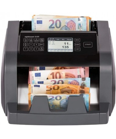 pNuestra nueva maquina contadora de billetes para pequenos volumenes de conteo brEs contadora de unidades y de valor con una co