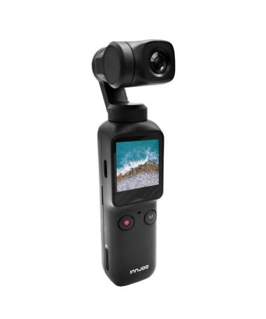 pbInnJoo Action Camera b es una nueva camara estabilizada de mano inteligente compatible con grabacion de video 4K 27K 1080P Es