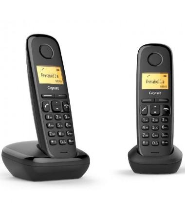 ph2Una buena inversion Gigaset A270 tiene todo lo que un telefono inalambrico necesita h2Esta buscando un telefono fijo facil d
