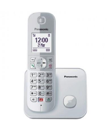 pTelefono inalambrico digital con funciones mejoradas de bloqueo de llamadas y altavoz manos libres duplex completobr pppulliBl