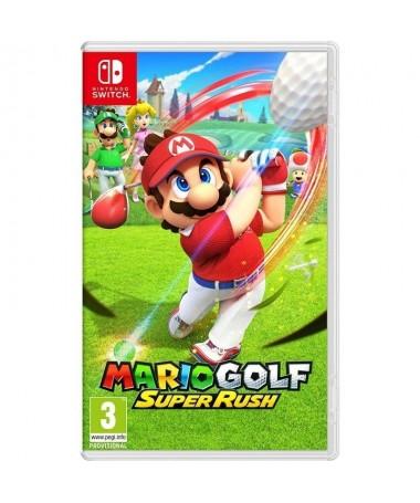 pbEs hora de desempolvar el carrito y los palos porque la ultima entrega de la serie Mario Golf llegara a Nintendo Switch este