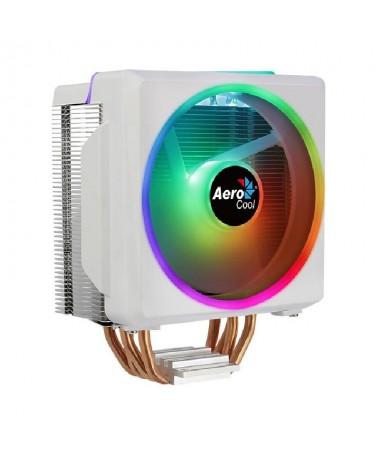 ph2ENFRIADOR DE AIRE DE CPU ARGB h2pSolucion de enfriamiento de aire PWM con elegante LED RGB direccionable en la parte frontal