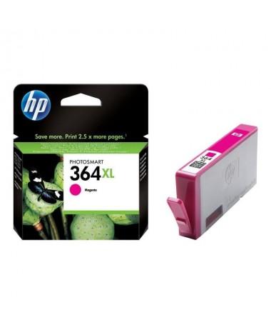 pCARTUCHO DE TINTA MAGENTA HP Nº 364XL PARA D5460 C5380 C6380 PRO B8550 p