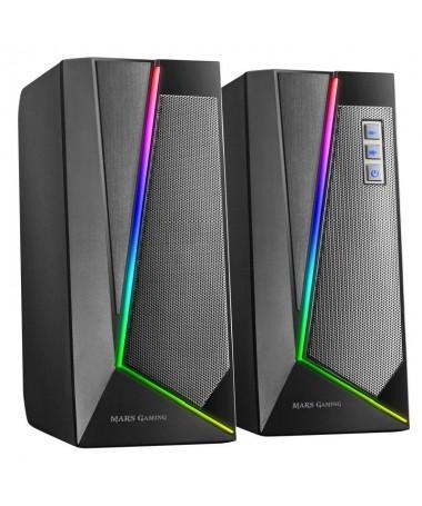 ph2ALTAVOCES GAMING MS7 h2pImpactantes altavoces con 20W de potencia avanzado procesador de sonido DSP con espacialidad multi n