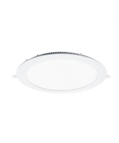ph2DOWNLIGHT LED 13W BLANCO 6000ºK h2brDownlight fabricado en aluminio y policarbonato en blanco Cuenta con un LED SAN AN SMD