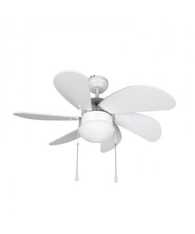ppEl ventilador de techo bCP 15076 B b se encuentra entre los de menor diametro del grupo Ideal para ambientes mas pequenos per