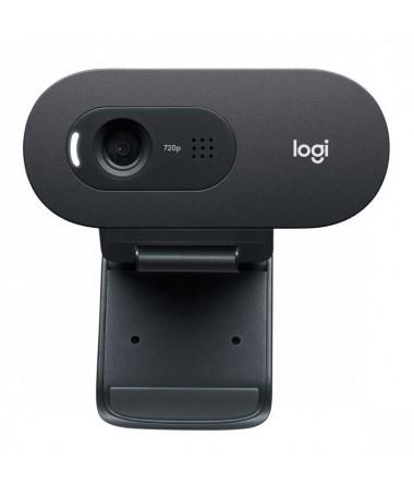 ph2UNA WEBCAM CON AMPLIO ALCANCE h2C505e es una camara web con video HD 720p y un microfono de largo alcance que admite convers