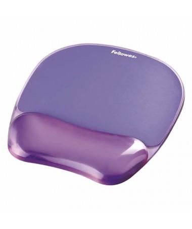 pReposamunecas de gel transparente para dar un toque de color a su espacio de trabajobrResistente a las manchas se limpian con