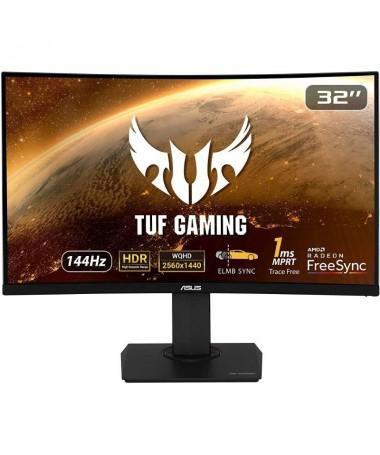 ph2Monitor HDR Curvo TUF Gaming VG32VQ 32 pulgadas WQHD 2560x1440 144 Hz Extreme Low Motion Blur Sync8482 Adaptive sync FreeSyn