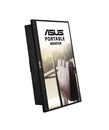 p ph2Monitor USB portatil ASUS ZenScreen MB16ACV 156 pulgadas Full HD IPS solucion de senal hibrida USB tipo C Flicker Free fil