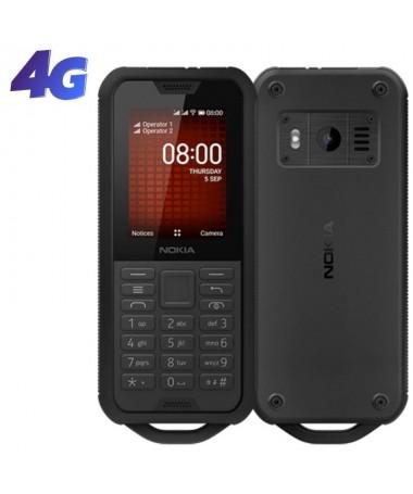 ph2DURABILIDAD h2h2Resistente al agua al polvo y a las caidas h2Con una clasificacion IP68 Nokia 800 Tough esta disenado para c