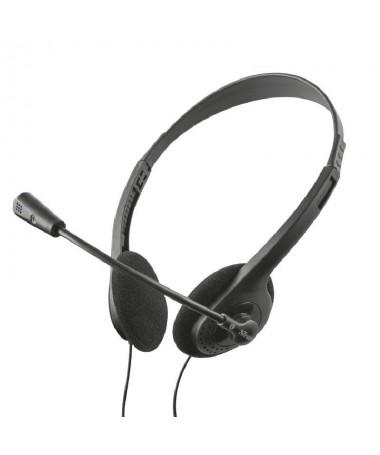 ph2Juego de auriculares para chat h2pJuego de auriculares ligero para chat para usar con portatiles o PC adecuado para aplicaci