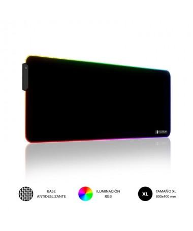 pUnas inmensas dimensiones junto a la mejor experiencia de iluminacion haran de la Alfombrilla LED RGB de Subblim uno de tusbra
