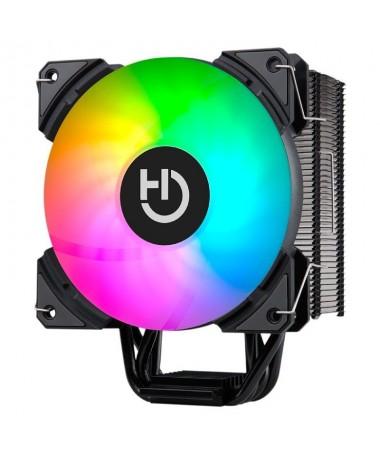 ph2CPU Cooler ARGB de alto rendimiento h2brC12 ARGB PWM es un sistema de refrigeracion para CPU compatible con los ultimos proc
