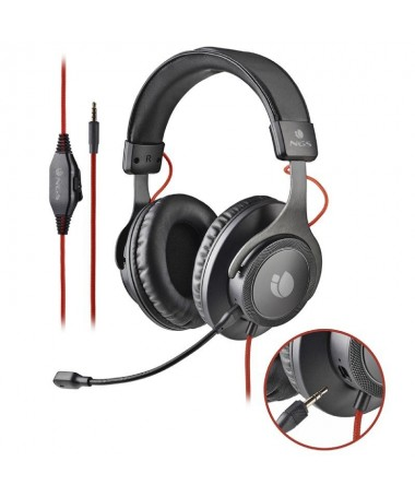 p pullibEspecificaciones b liliAuriculares circumaurales con cable equipados con doble microfono liulliInterno Ideal para reali