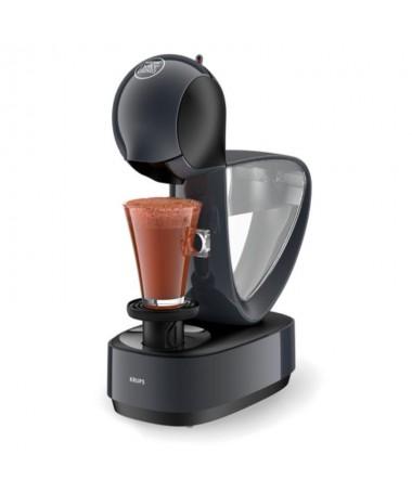 ph2INFINISSIMA GRIS ANTRACITA h2Disfruta de una infinidad de cafes diferentes con la cafetera de capsulas NESCAFe Dolce Gusto I