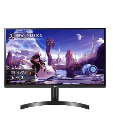 ph2Monitor IPS QHD de 27 pulgadas h2Colores autenticos desde todos los angulosbrEl monitor LG QHD 2560 x 1440 con tecnologia IP