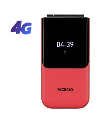 p ph2Nokia 2720 Flip h2Ha vuelto el clasico telefono plegable Conectate con 4G y con las apps WhatsApp y Facebook Tiene dos pan