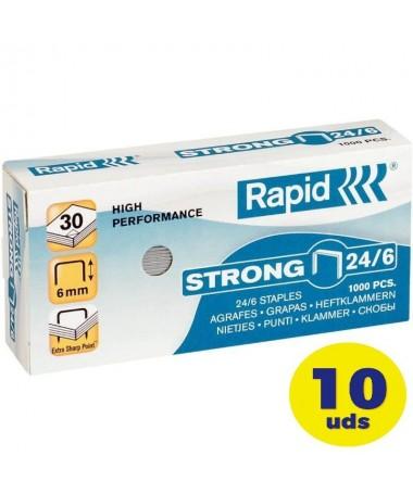 p pliLa original grapas de Rapid se caracterizan por que son compatible con todos los importantes Productos en el mercado liliG