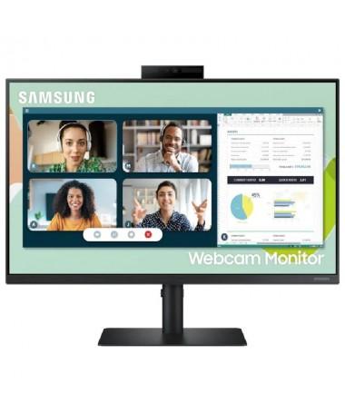 pp pdivh2Listo para hacer negocios h2divpGracias a una camara web con un microfono integrado en la parte superior de la pantall