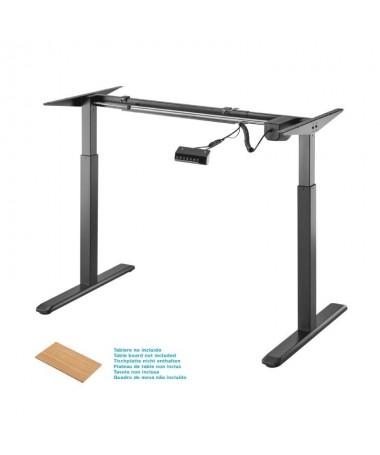 pul libEspecificaciones b li liMarco de escritorio motorizado altura ajustable con panel de control para mesa 80kg negro li liT