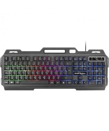 ph2TECLADO GAMING MK120 h2El teclado gaming mas versatil y competitivo del mercado Fabricado en aluminio incorpora iluminacion