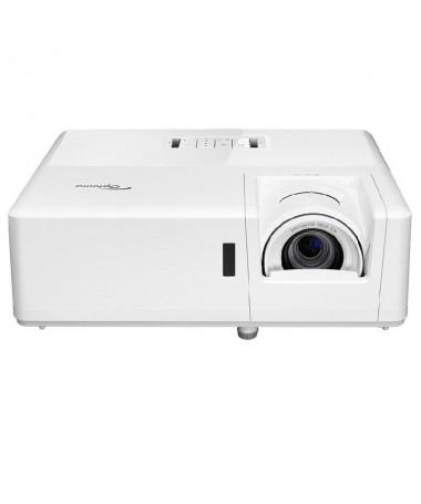 p pp ph2Proyector laser compacto de alto brillo h2pEl ZW350 es un proyector laser compacto WXGA DuraCore IP6X Disenado para un