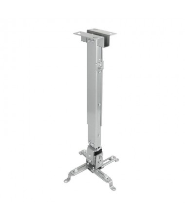 pul libEspecificaciones b li liPeso maximo soportado 20 kg li liDistancia de techo 130 o 430 650 mm li liangulo de inclinacion