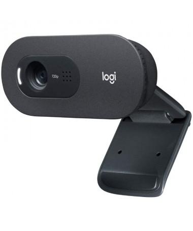 p ph2UNA CaMARA WEB CON ALCANCE AMPLIADO h2pC505 es una camara web con video HD 720p y un microfono de largo alcance que admite