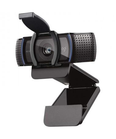 ph2VIDEOLLAMADAS CON CLARIDAD FULL HD h2pLa camara web C920s ofrece video Full HD 1080p a 30 fps increiblemente nitido y detall