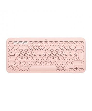 ph2MINIMALISTA MODERNO PARA MAC h2Te presentamos un teclado inalambrico multidispositivo con tecnologia Bluetooth disenado espe