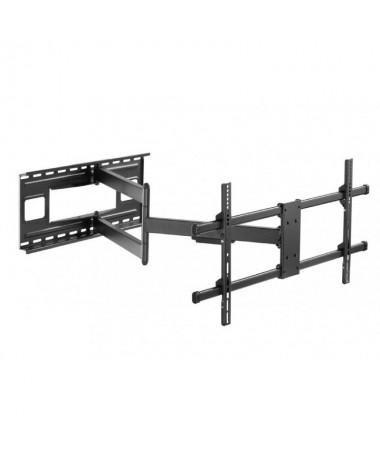pul libBENEFICIOS b li liSoporte orientable de pared para TV de 43 a 80 109 a 203 cm que proporciona una sujecion firme y segur