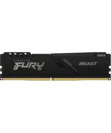 p pp pdivFURY Beast Black divullibCARACTERiSTICAS b liliFURY KF426C16BB 32 es un DDR4 2666 CL16 de 4G x 64 bits 32 GBnbspspan s