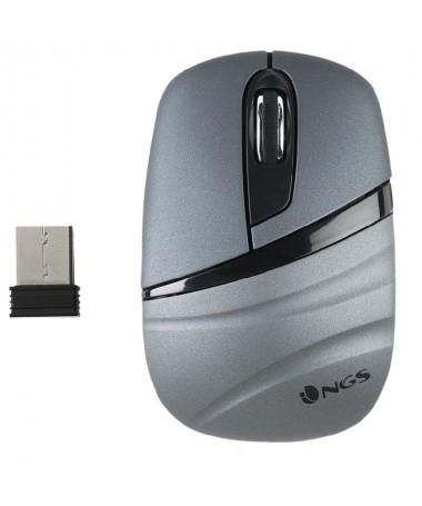 ppulliRaton inalambrico multidispositivo Empareja el raton con 2 ordenadores y alterna automaticamente entre ellos con solo pul