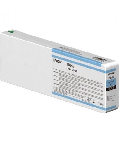 pSinglepack Light Cyan T804500 UltraChrome HDX HD 700mlbr pppullibDispositivos principales compatibles b lilispan style backgro