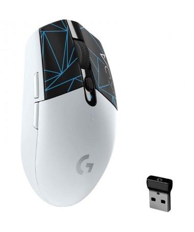 ph2TECNOLOGiA INALaMBRICA LIGHTSPEED PARA TODOS h2G305 es un raton inalambrico LIGHTSPEED para gaming disenado para un rendimie