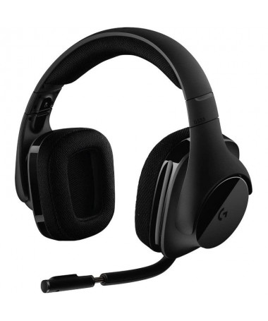 p ph2AUDIO INALaMBRICO AVANZADO h2pLos G533 son unos auriculares con microfono para gaming de calidad profesional dotados de DT