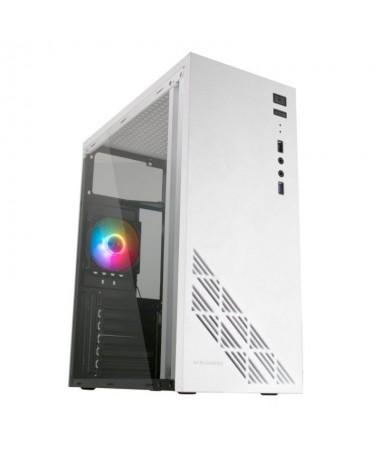 ph2SEMITORRE GAMING MC100 h2Completamente fabricada en acero ultra ligero para una resistencia y durabilidad extremas Diseno ga