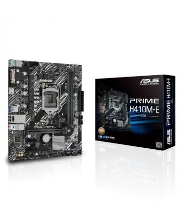 pPlaca madre Intel H410 LGA 1200 mic ATX con soporte M2 DDR4 2933MHz HDMI D Sub puertos USB 32 Gen 1 SATA 6 Gbps encabezado COM